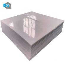 Customized Size and Thickness PE plastic sheet board  Sheet   polyethylene