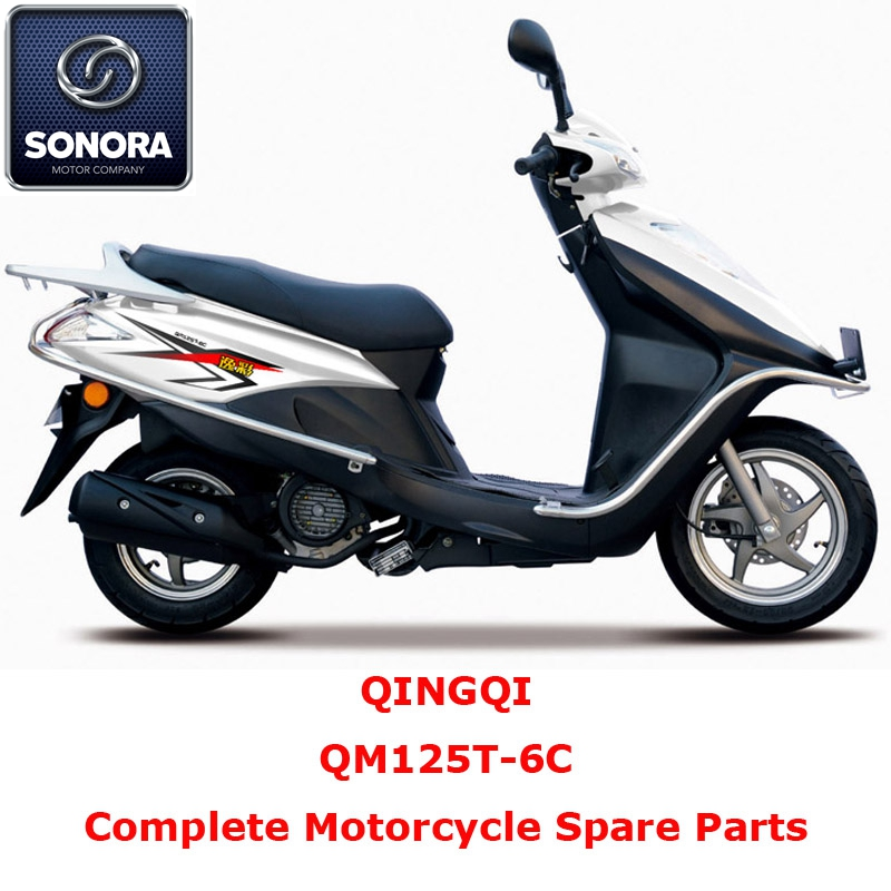 Qingqi QM125T-6C part
