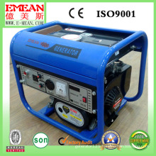 0.65kw Soundproof Single Cylinder Gasoline Generator