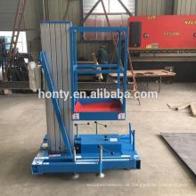Hontylift Arbeitsplattformleiter aus Aluminiumlegierung