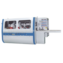cepilladora de la superficie del espesador de la máquina del moldeador de madera de cuatro cepilladoras laterales