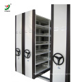 Commercial used file storage steel mobile shelving