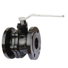 High Quality Cast Iron Ball Valves