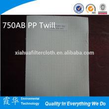 Alta qualidade 750B PP filtro de centrifugação sacos pano de filtro