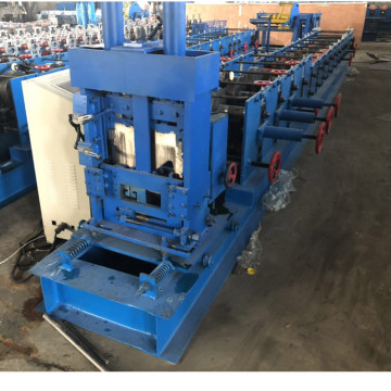C75-C-200 Purlin Roll Form Machines