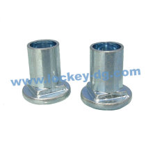 Carbon Steel T-Nut Zinc Plated