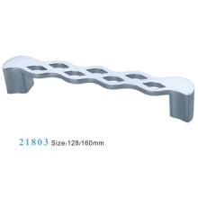 Hardware de los muebles de la aleación del cinc Tirón de la manija del gabinete (21803)