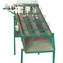 Transportador de correia de PVC / PP / transportador inclinado