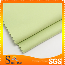 176GSM Nylon and Cotton fabric with Double Face Twill\PU
