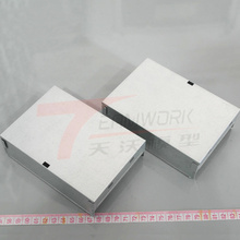 CNC Machining Prototype Sheet Metal Aluminum Box