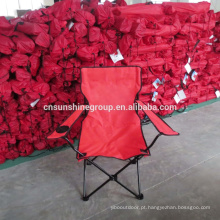 Heavy duty folding camping chairs with carrying bag