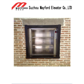 up Type Dumbwaiter Elevator with Machine Roomless