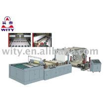 HQD-1300C Servo Fahrcomputer Steuerung Hochpräzises Kopierpapier Kreuzschneidemaschine