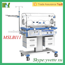 Top sale CE & ISO approved Medical Equipment Infant Incubator (MSLBI11)