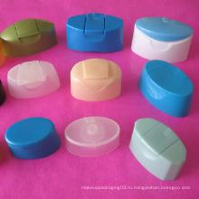 Пластиковая верхняя крышка для шампуня