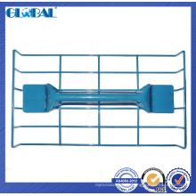 Platelage métallique pour le stockage en entrepôt de charges lourdes