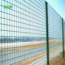 Mudah Merakit Galvanized Flexible Euro Fence Panel