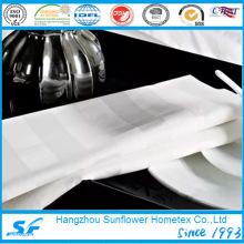 100% algodão 3cm cetim Stripe Duvet cobrir para o hotel