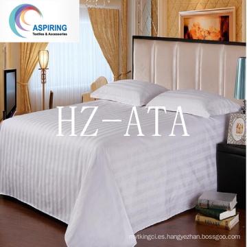 Ropa de cama Tejido 50% Algodón 50% Algodón Buena Quailty Hotel Sheeting