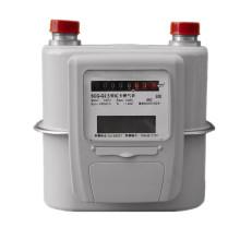 Industrial IC Card pré-pago medidor de gás G2.5 com Metal Case