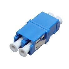 LC / Upc-LC / Upc Adaptador de fibra óptica dúplex de un solo modo