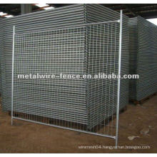 Galvanized temporary fencing(factory)