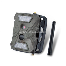 Cámara al aire libre inalámbrica de la caza de 12MP 1080P 2.6CM GSM MMS