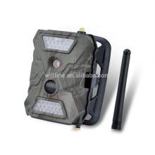 Câmera exterior sem fio da caça de 12MP 1080P 2.6CM GSM MMS