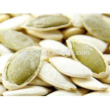 Pó de sementes de abóbora orgânica de qualidade superior