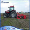 Agricultural steel machinery design
