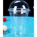 Tasse en plastique pour animaux de compagnie de 12oz pour le jus
