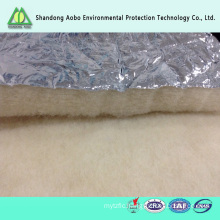 Eco-friendly nature fiber 100% wool wadding for mattress and sofa