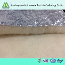 Экологически чистый природный волокно 100% шерсть ватин для матраса