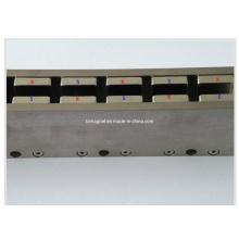 Motor lineal NdFeB con recubrimiento de Ni