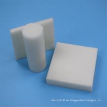 Hoja de plástico de copolímero de acetal Pom