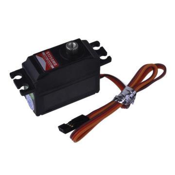 Servo motor elétrico da engrenagem do metal do controlador modelo de RC