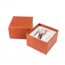 Caja de reloj de cuarzo de señoras de muñeca de diseño popular para mujer