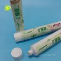 Crema dental tubos tubos cosméticos aluminio y envases de plástico tubos de Abl