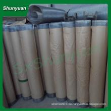 China Hersteller von Aluminium Screen Netting mit gefalteten Kante