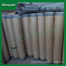 Fabricant chinois de filet en aluminium avec bord plié
