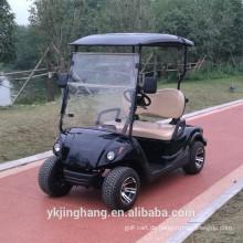 süsser chinesischer Minigolfwagen mit Zweisitzern