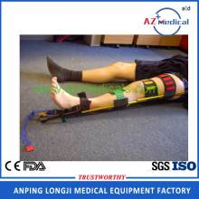 Single Pole Traction Device Leg Traction Splints