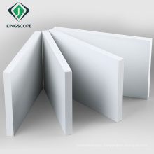 Factory Price 4x8 10mm Hard PVC Sheet Thickness PVC Forex Plate