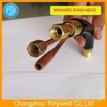 Piezas de recambio de corte de plasma Trafimet Maxi 4000 cisne cuello