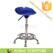Moderner preiswerter ABS-Plastikstangen-Stuhl-Friseur-Stuhl