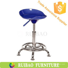 Fashional Clear ABS Plastic Bar Stool Fornecedor
