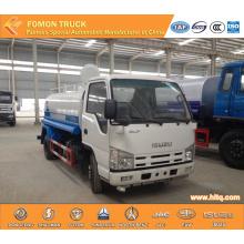 Qingling 100P 6000L xe tải nước uống