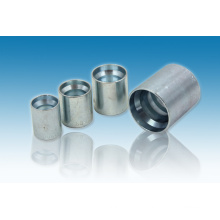 Hydraulic Hose Fittings 4sh Carbon Steel Ferrule