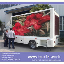 Hot Sale Popular Foton 4X2 LED Mobile Truck