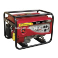 Hot sale air cooled gasoline generator set 5.5kw 6.5kw